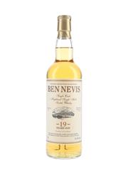 Ben Nevis 1996 19 Year Old Cask 1424
