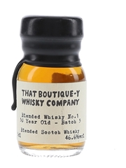 Blended Whisky No.1 50 Year Old Batch 5