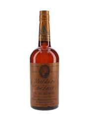 Walker's De Luxe Fine Old Rye Whiskey