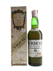 Tormore 10 Year Old Bottled 1970s - Dreher 75cl / 43%