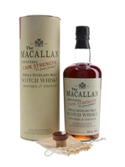 Macallan 1981 Cask Strength ESC