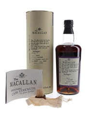 Macallan 1980 Cask Strength ESC 2 Oloroso Sherry #4063 50cl / 59.3%