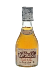 Delamain Pale & Dry Bottled 1970s - D&C 4.5cl / 40%