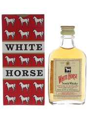 White Horse Bottled 1960s - Carpano 5cl / 40%