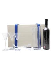 Grey Goose Martini Gift Set Jean Pierre Braganza 70cl / 40%