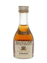 Guillot 20 Year Old VSOP Bottled 1960s-1970s - Rejna Import 2.9cl / 40%