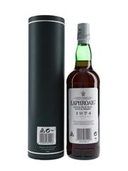 Laphroaig 1974 31 Year Old  70cl / 49.7%