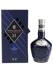 Royal Salute 21 Year Old The Signature Blend