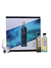 Johnnie Walker Blue Label & Ghost And Rare Port Ellen