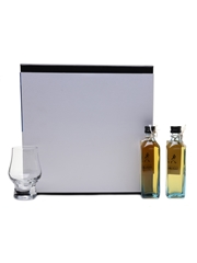 Johnnie Walker Blue Label & Ghost And Rare Port Ellen  2 x 5cl