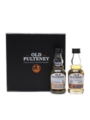 Old Pulteney Huddart & 12 Year Old