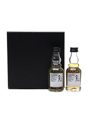 Old Pulteney Huddart & 12 Year Old  2 x 5cl