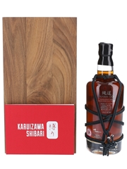 Karuizawa 1981 35 Year Old Shibari Nawa-Do Cask #6183 Bottled 2017 - Wealth Solutions 70cl / 56.5%