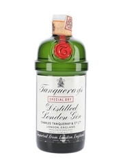 Tanqueray's Special Dry Distilled London Gin Spring Cap