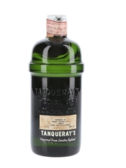 Tanqueray's Special Dry Distilled London Gin Spring Cap Bottled 1950s-1960s - Romolo Salvigni 75cl / 43%