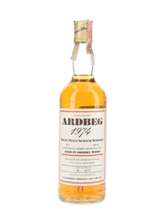 Ardbeg 1974 Sherry Wood Matured Bottled 1983 - Samaroli 75cl / 59%