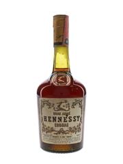 Hennessy Bras Arme Bottled 1970s - Wax & Vitale 75cl / 40%