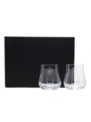 Johnnie Walker Chateau Baccarat Glasses