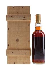 Macallan 1958-1959 25 Year Old Anniversary Malt Bottled 1985 - Giovinetti 75cl / 43%