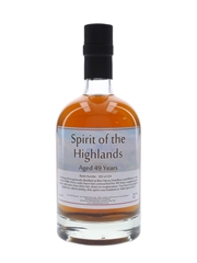 Ben Nevis 1966 49 Year Old Spirit Of The Highlands