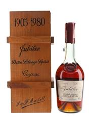 Martell Jubilee 1905-1980