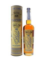 Colonel E H Taylor 2002 Old Fashioned Sour Mash