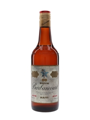 Barbancourt 3 Star Rhum Bottled 1980s 75cl / 43%