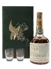 Very Old Fitzgerald 10 Year Old 1956