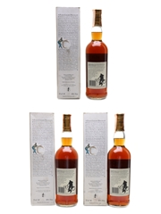 Macallan 10 Year Old Bottled 1980s - Giovinetti 3 x 75cl / 40%