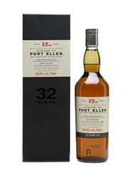 Port Ellen 1979 – 12th Release 32 Years Old 70cl