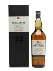Port Ellen 1979 – 11th Release 32 Years Old 70cl