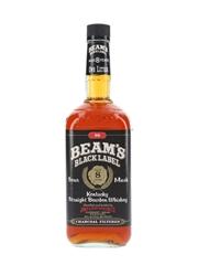 Beam's Black Label 8 Year Old