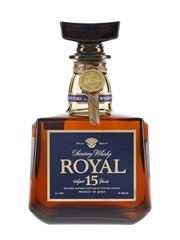 Suntory Royal 15 Year Old  70cl / 43%