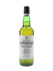 Laphroaig 1989
