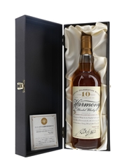 Harmony 10 Year Old Suntory Allied 10th Anniversary 70cl / 43%