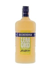 Jan Becher Lemond Becherovka