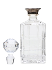 Logan De Luxe Crystal Decanter With Stopper