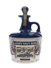 Lamb's Navy Rum HMS Warrior