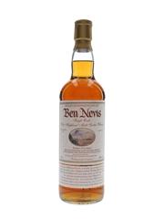 Ben Nevis 1996 12 Year Old Cask No. 811