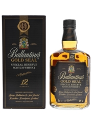 Ballantine's Gold Seal 12 Year Old