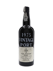 Butler, Nephew & Co. 1975 Vintage Port