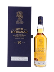 Royal Lochnagar 1988 30 Year Old - Bottle Number 067