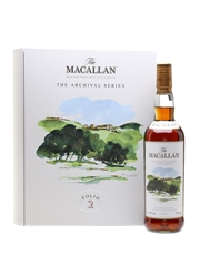 Macallan The Archival Series