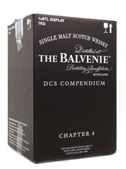 Balvenie 1992 26 Year Old The Balvenie DCS Compendium Bottled 2018 - Chapter Four 70cl / 49.8%