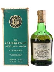 Glendronach 8 Year Old