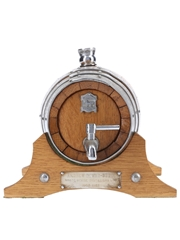 White Horse Whisky Barrel Dispenser