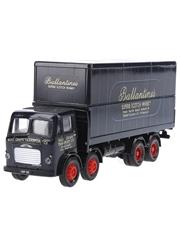 Ballantine's Superb Scotch Whisky Lorry