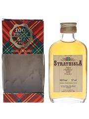 Strathisla 8 Year Old 100 Proof
