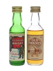 Hielanman Whisky & Old Orkney