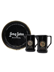 Long John Water Jugs & Tray